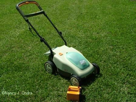 Neuton Mower Model EM 5.1