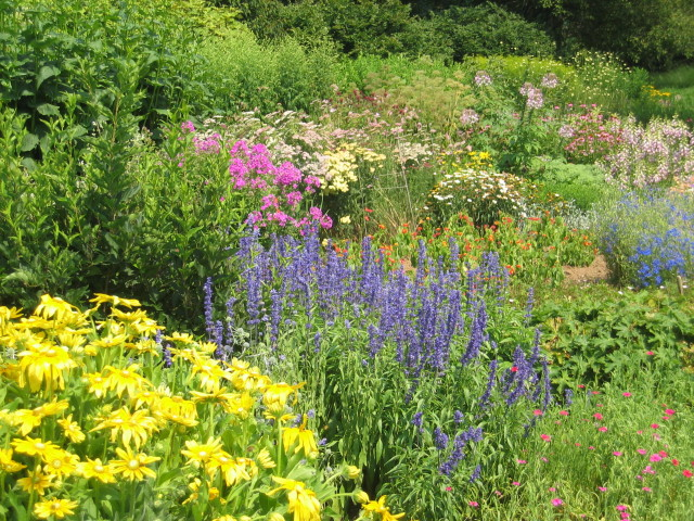 Doe Run Garden In Brandywine Valley