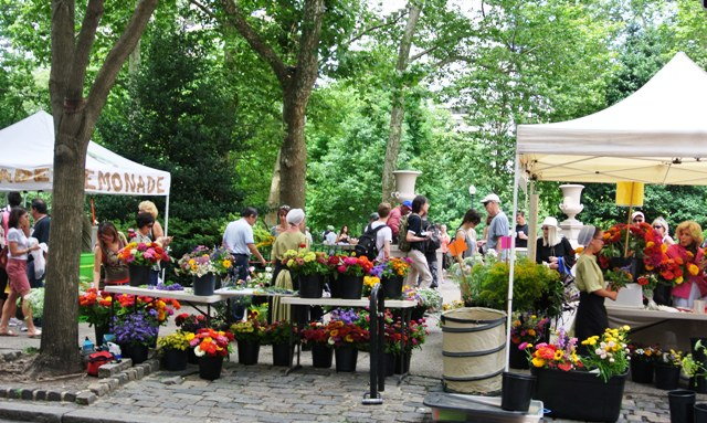 Rittenhouse Square Outdoor Market