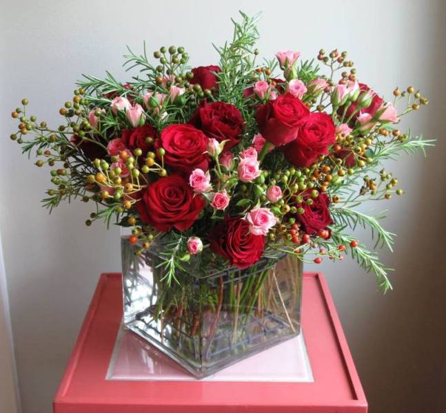 show your love with local  ways to survive valentine's day, Beautiful flower